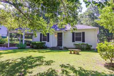 Selmer Single Family Home For Sale: 277 N Oak