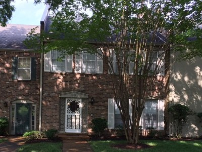 Germantown Condo/Townhouse For Sale: 1868 Kimbrough