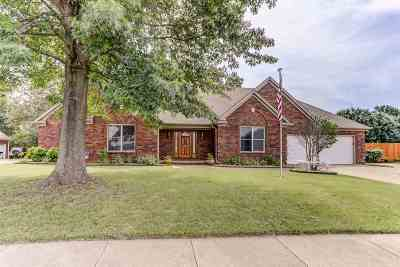 Millington Single Family Home For Sale: 7020 Gunlock