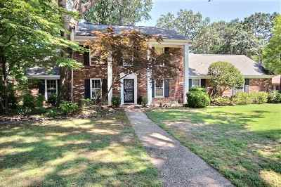 Germantown Single Family Home For Sale: 1412 Green Orchard