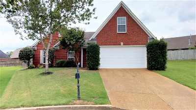 Memphis TN Single Family Home Contingent: $159,900