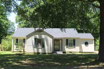 Bartlett Single Family Home Contingent: 2873 McCulley