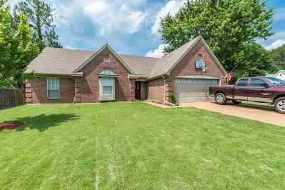Southaven Single Family Home For Sale: 1230 Five Oaks