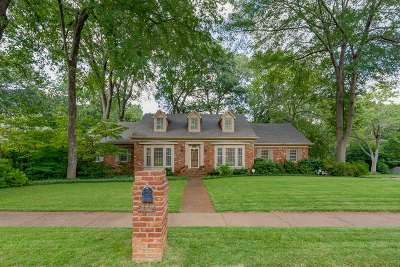 Memphis Single Family Home For Sale: 5374 Southwood