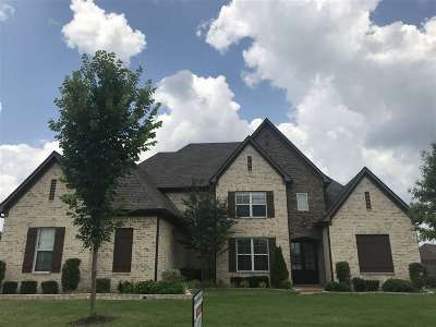 Olive Branch Single Family Home For Sale: 4339 Whisper Trail