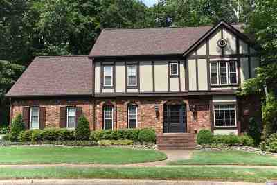 Germantown Single Family Home Contingent: 2797 Fox Creek