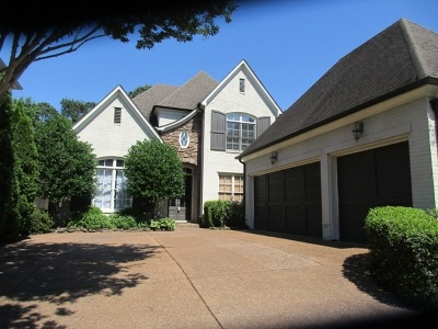 Collierville Single Family Home For Sale: 1822 E Laurel Hollow
