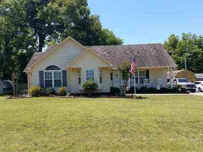 Ripley Single Family Home For Sale: 173 Chisolm Lake