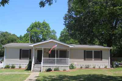 Holly Springs Single Family Home For Sale: 38 Ballard