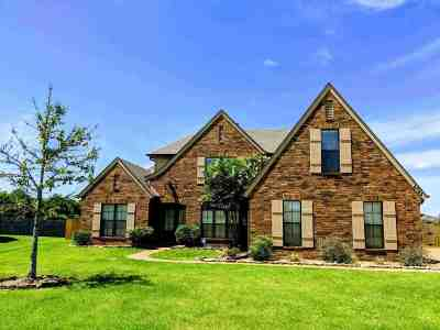 Arlington Single Family Home Contingent: 6344 Willow Walk
