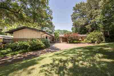 Memphis Single Family Home For Sale: 5396 Gwynne