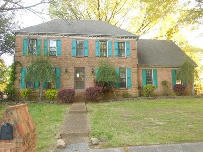 Single Family Home For Sale: 4937 W Hedgewall