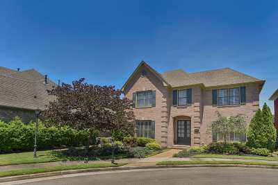 Collierville Single Family Home For Sale: 9936 Westwood Manor