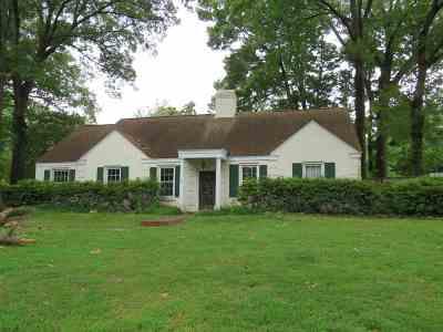Memphis Condo/Townhouse For Sale: 271 Ridgefield