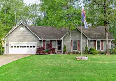 Counce Single Family Home For Sale: 180 Rolling Hills