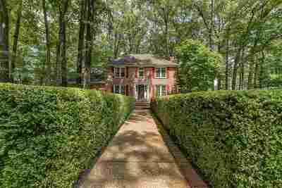 Collierville Single Family Home Contingent: 942 Eastwood Terrace