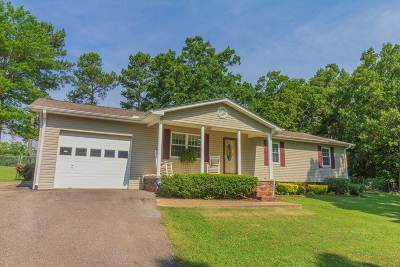 Selmer Single Family Home For Sale: 123 Moore