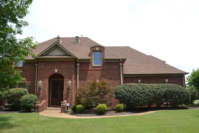 Collierville Single Family Home For Sale: 1126 Sunriver