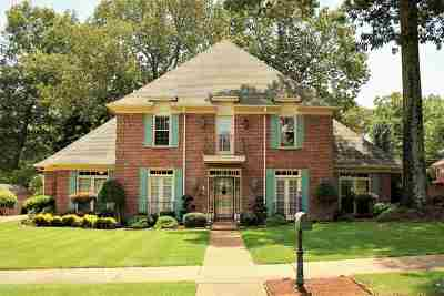 Collierville Single Family Home For Sale: 1119 Bellewood