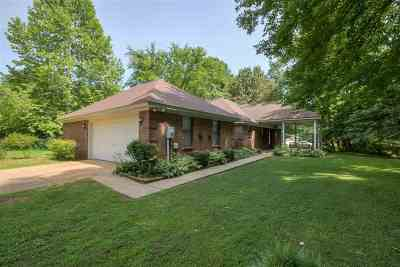 Atoka Single Family Home Contingent: 60 Betty Boyd