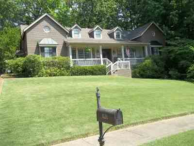 Germantown Single Family Home For Sale: 8214 Meadow Glen
