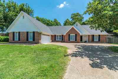 Collierville Single Family Home For Sale: 2732 Fairway Glen