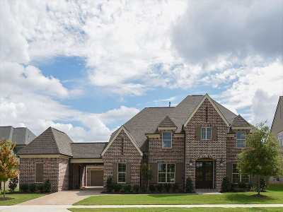 Collierville Single Family Home For Sale: 4734 Magnolia Park