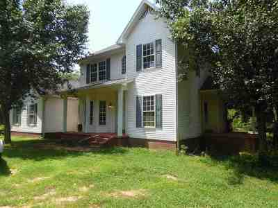 Savannah Single Family Home For Sale: 1445 Burnt Church