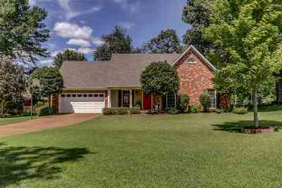 Collierville Single Family Home Contingent: 388 Old Collierville-Arlin