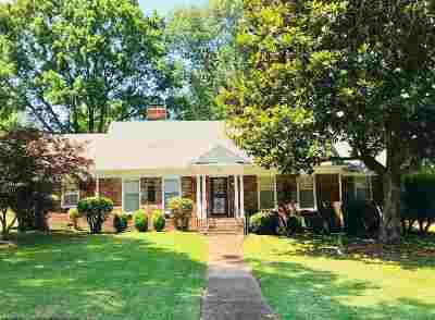 Memphis Single Family Home For Sale: 5518 Southwood