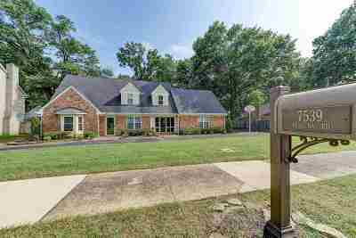 Germantown Single Family Home Contingent: 7539 Neshoba