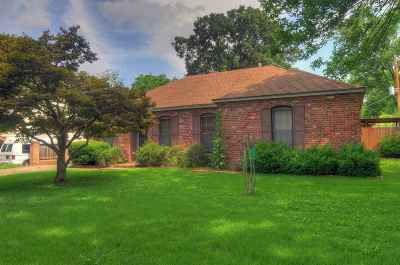 Bartlett Single Family Home Contingent: 6396 Constance