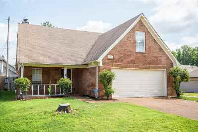 Cordova Single Family Home Contingent: 7370 Appling Ridge