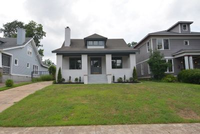 Memphis Single Family Home For Sale: 357 Angelus