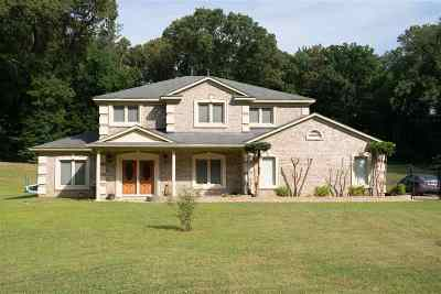 Memphis Single Family Home For Sale: 4892 Us 61