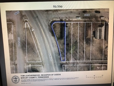Memphis Residential Lots & Land For Sale: 57 E Gage