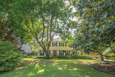Germantown Single Family Home Contingent: 1417 Tuscany