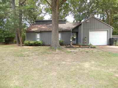Collierville Single Family Home For Sale: 1218 Simmons Ridge