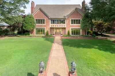 Memphis Single Family Home For Sale: 8706 Classic