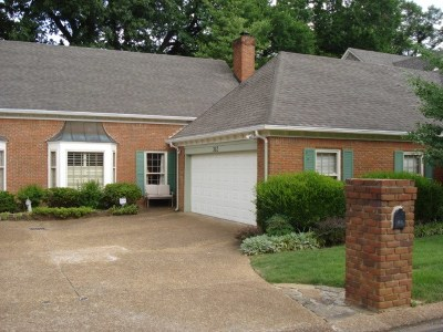 Memphis Condo/Townhouse For Sale: 362 Greenway