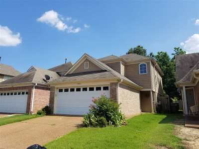 Memphis TN Single Family Home Contingent: $139,900