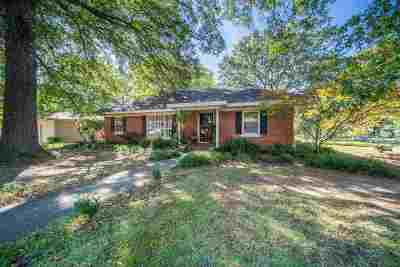 Memphis Single Family Home For Sale: 235 Wallace