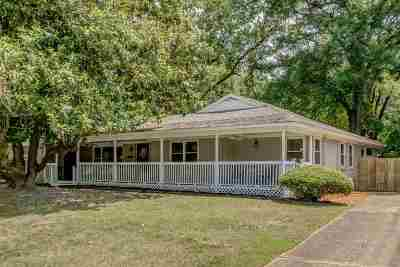 Memphis Single Family Home For Sale: 4099 Sequoia