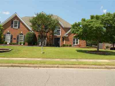 Collierville Single Family Home Contingent: 1936 Lonhill