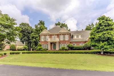 Memphis Single Family Home For Sale: 7700 Chapel Ridge