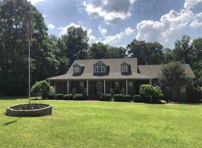 Savannah Single Family Home For Sale: 245 Camp Ground