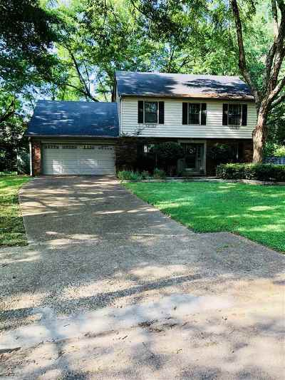 Germantown Single Family Home For Sale: 7248 Creathwood