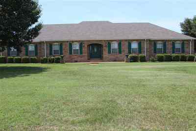 Ripley Single Family Home For Sale: 261 Willie Paris