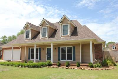 Collierville Single Family Home Contingent: 419 Morning Mac