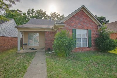 Southaven Single Family Home For Sale: 5587 Donald